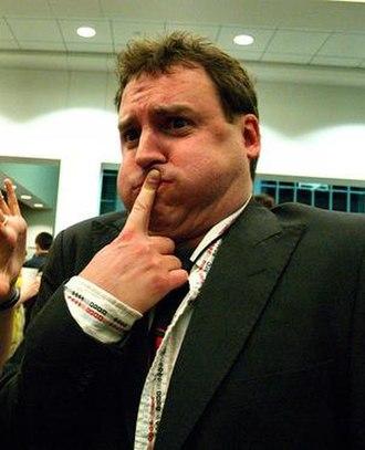 Andy Merrill - Merrill in 2010