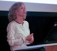 Anja Cetti Andersen - Rosseland lecture 2015 (cropped).jpg