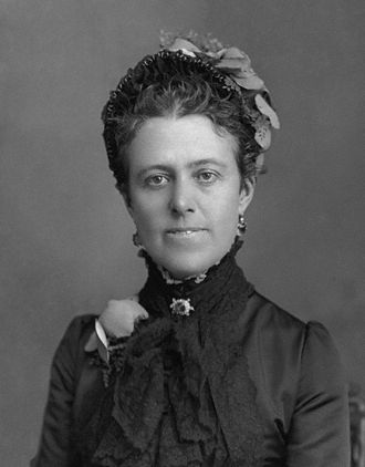 Thomas Brassey, 1st Earl Brassey - Anna, Lady Brassey.