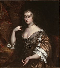 Anne hyde by sir peter lely