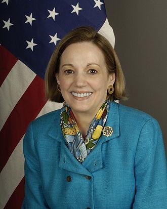 Anne W. Patterson - Image: Anne W Patterson ambassador 2011