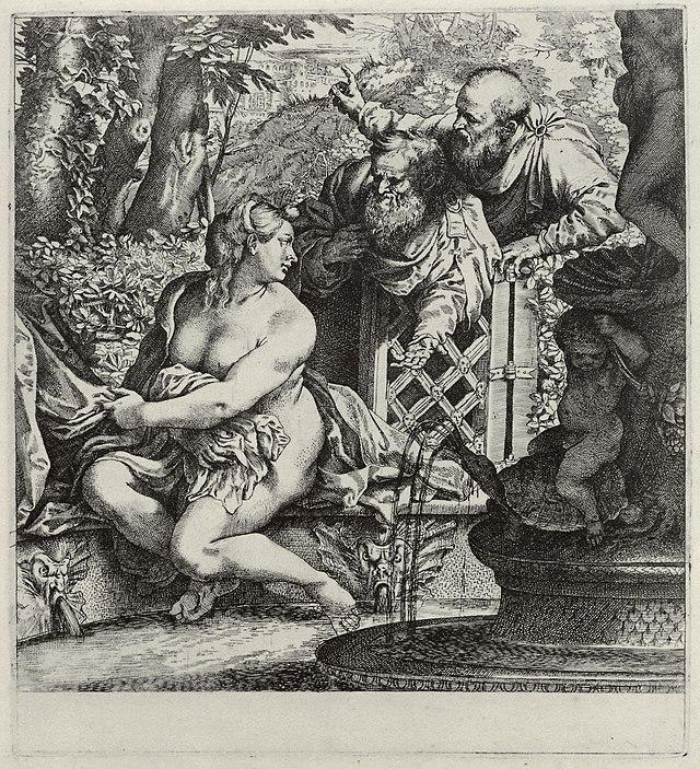 Susanna And The Elders Artemisia Gentileschi Pommersfelden