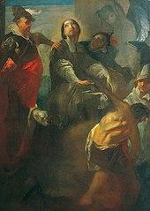 The Capture of St. John of Nepomuk