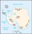Antarctica - Location of the Bay of Whales.png