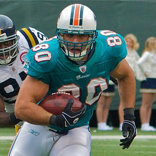 Anthony Fasano Player of American football