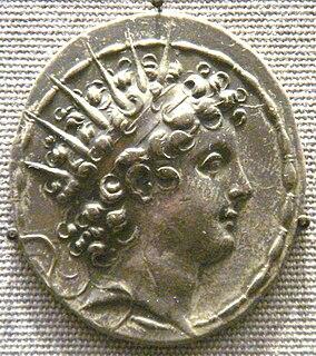 Antiochus VI Dionysus Seleucid ruler