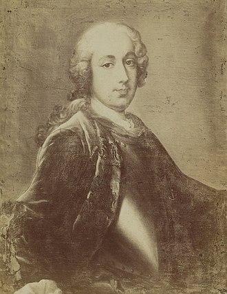 Antoine Bruni d'Entrecasteaux - Bruni d'Entrecasteaux