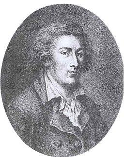 Antoine Quatremère de Quincy by F Bonneville