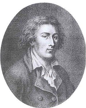 Quatremère de Quincy - Quatremère de Quincy, stipple engraving by François Bonneville