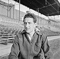Anton 'Charley' van de Weerd (Wageningen) in het Olympisch Stadion in Amsterdam,, Bestanddeelnr 191-1075.jpg