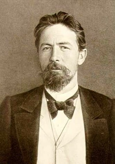 Anton Chekhov, Russian dramatist, author and physician