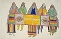 Apache women with blanket (Gokliz sketch).jpg