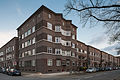 Apartment buildings Gottfried Keller Strasse Spannhagenstrasse List Hanover Germany.jpg