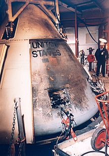 apollo spacecraft plugs out test 1967 - photo #2
