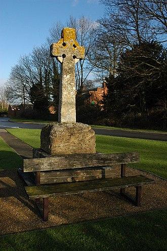 Apperley - Apperley war memorial