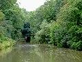 Approaching Shrewley Tunnel, Warwickshire - geograph.org.uk - 1710860.jpg