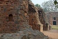 Arab Sarai, near Humayun's Tomb, Delhi.jpg