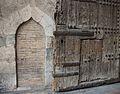 Arc i porta de les torres de Serrans.JPG