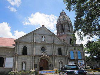 Taguig Church - Image: Archdiocesan of St. Anne