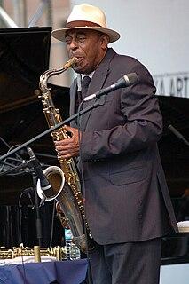 Archie Shepp American jazz musician