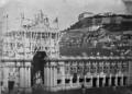 Arco da Rua Augusta ornamentado por ocasião do casamento de Dom Luís I, 1862.png