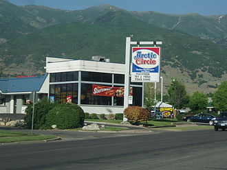 Arctic Circle Restaurants - An Arctic Circle restaurant in Kaysville, Utah