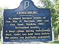 Armiesburg historical marker.jpg