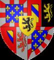 Armoiries Bourgogne Philippe le Bon.png