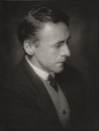 Arnold Bax - Bax in 1922