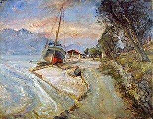 Malcesine - Veduta del Lago di Garda