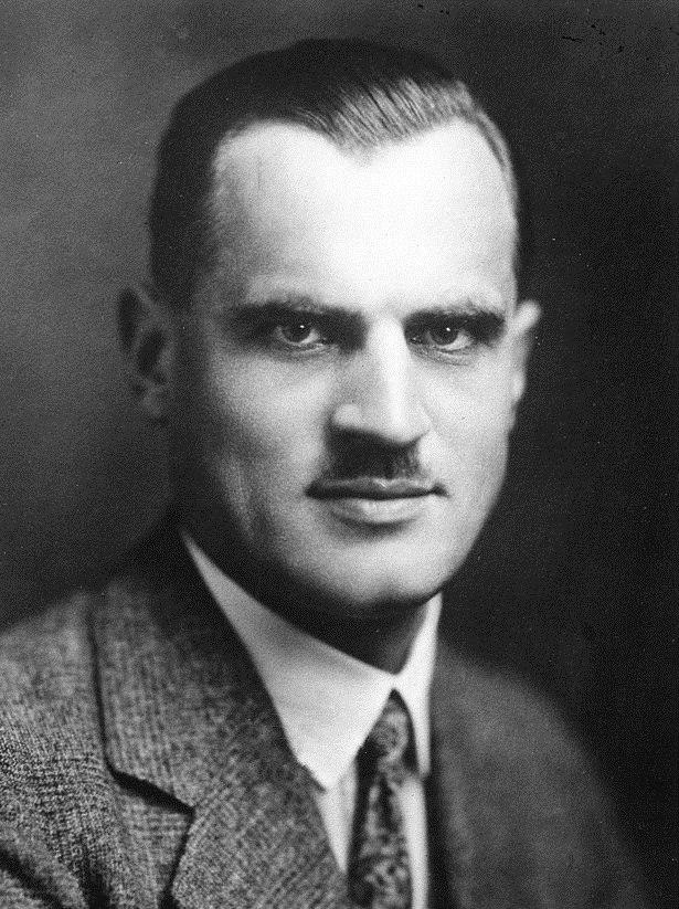 Arthur Compton 1927