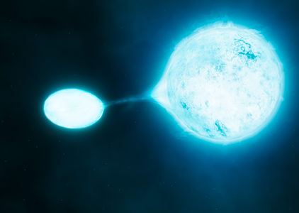 Artist's impression of a vampire star and its victim.jpg