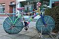 Artistic bicycle Bruges.JPG