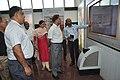 Arun Goel Visits Evolution of Life Interpretation Area With NCSM Dignitaries - Science City - Kolkata 2018-09-23 4304.JPG