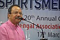 Arup Roy Delivering Inaugural Speech - SPORTSMEDCON 2019 - SSKM Hospital - Kolkata 2019-03-17 0186.JPG