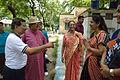 Arup Roy Meets Nisana Foundation Members - Summer Camp - Sibpur BE College Model High School - Howrah 2013-06-09 9712.JPG