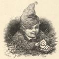 Asbjornsen ed., Norske folke- og huldre-eventyr 1879, inset art by Hans F Gude (d. 1903).png