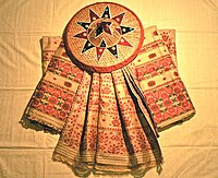 Assam traditional dress images