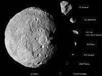 Analysis of an Asteroid Custom Essay