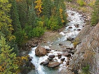 Astoria River river in Canada
