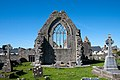 Athenry Priory East Window 2009 09 13.jpg