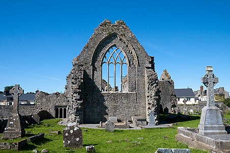 Athenry Priory East Window
