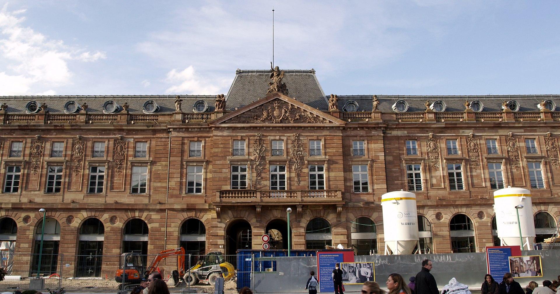 Aubette building wikipedia for K architecture strasbourg