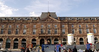 Aubette (building) - The Aubette on Place Kléber.