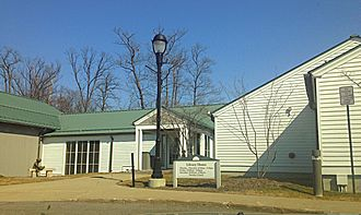 Auburn Hills, Michigan - Auburn Hills Public Library