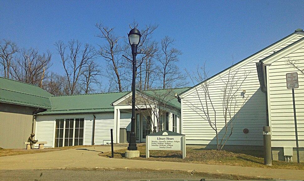 Auburn Hills Public Library 3