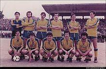 Formazione degli anni ottanta.