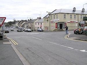 Augher - Augher main street