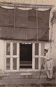 Aurangzebs tomb
