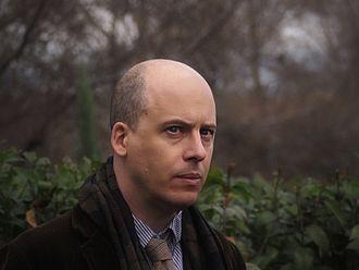 Austin Grossman - Grossman in May 2013